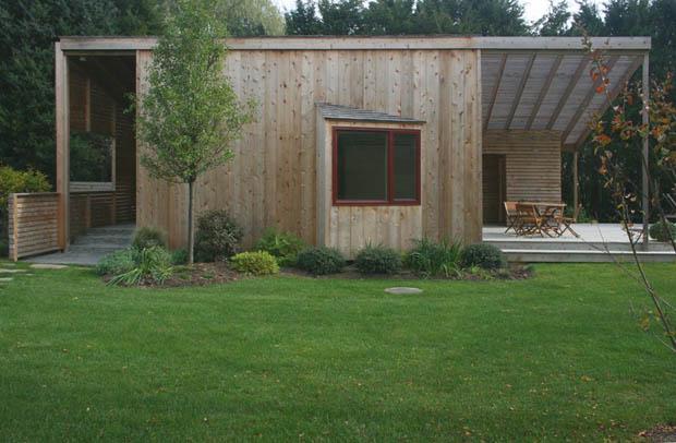 แบบหน้าต่างบ้าน ตกแต่งบ้านไม้ชั้นเดียว