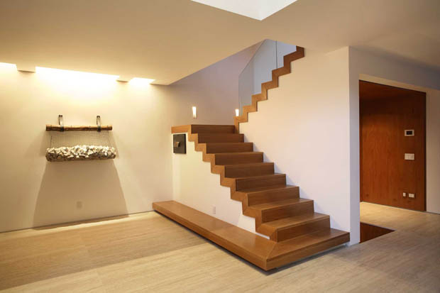for Home designer stairs with landing