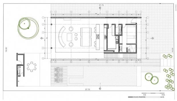 แบบแปลนสร้างบ้าน 2 ชั้น โมเดิร์น