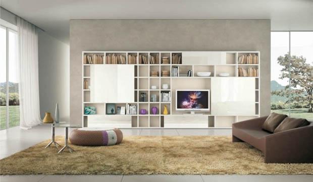 แบบพื้น ปูพรม ห้องรับแขก Living room