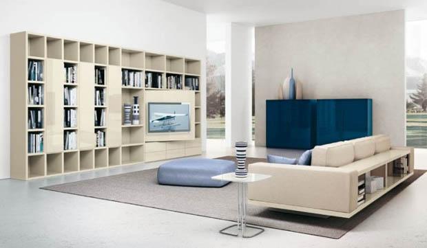Room Shelves Design