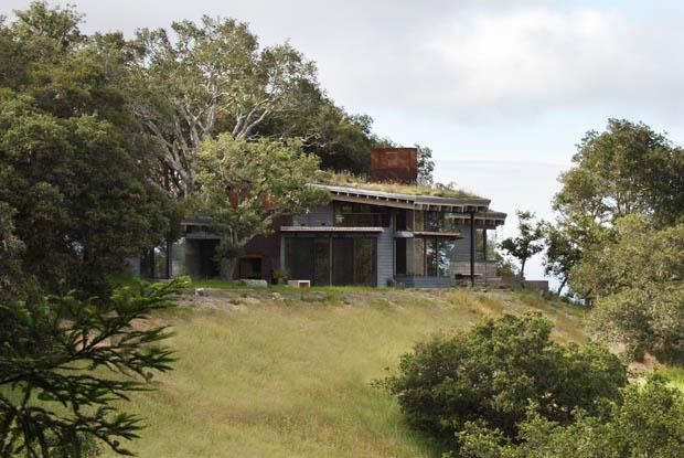 บ้านบนภูเขา
