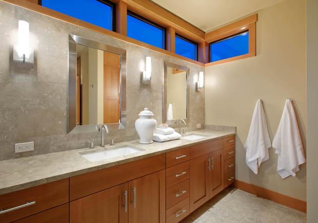 ตกแต่งห้องแต่งตัว ห้องอาบน้ำ