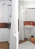 ห้องน้ำขนาดเล็ก ในคอนโดมิเนียม