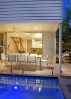 แบบสระว่ายน้ำ สำหรับบ้านเดี่ยว
