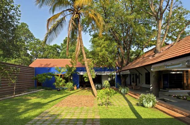 for Indian home garden design
