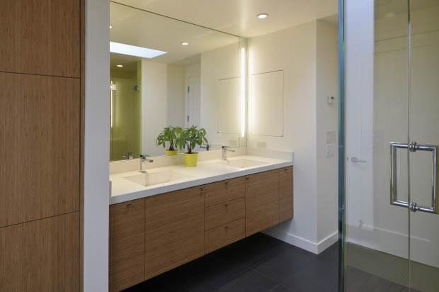 แบบเคาน์เตอร์ อ่างล้างหน้า ในห้องน้ำ