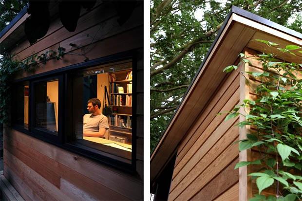 แบบหน้าต่าง กระจก บานเลื่อน ตกแต่งบ้านไม้ขนาดเล็ก