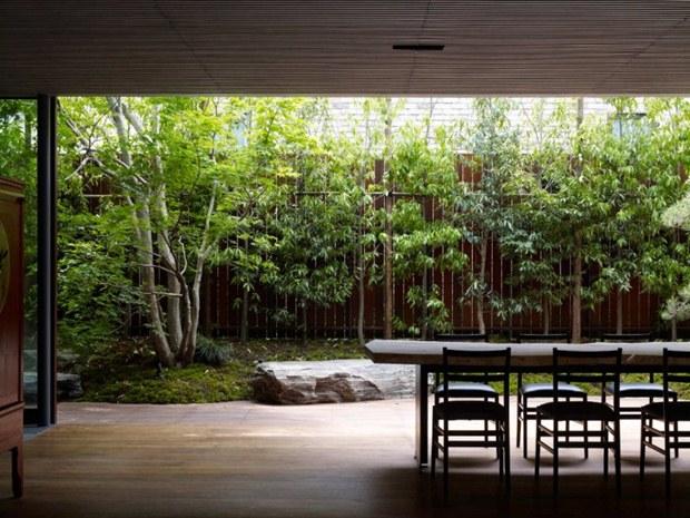 การจัดสวน สไตล์ญี่ปุ่น จัดสวนเสริมฮวงจุ้ย