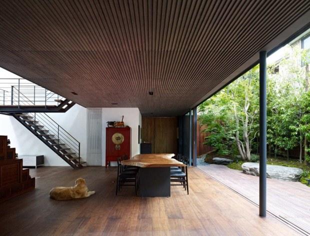 ออกแบบบ้านโมเดิร์น แนวประเทศญี่ปุ่น