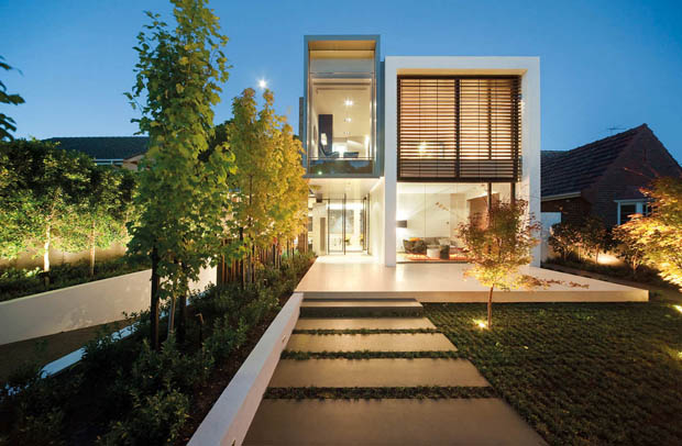 Modern Home Design and Garden