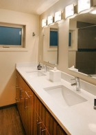 แบบห้องน้ำ ห้องอาบน้ำ สำหรับบ้านหลังเล็ก