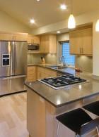 แบบห้องครัวพอเพียง สำหรับบ้านหลังเล็กๆ