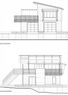 แปลนบ้านไม้ ลอยน้ำ ออกแบบบ้าน น้ำไม่ท่วม