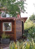 แบบบ้านไม้ขนาดเล็ก ภายในสวน Home Office