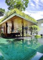 ไอเดียจัดสวนบนหลังคา สร้างบ้านให้เย็น