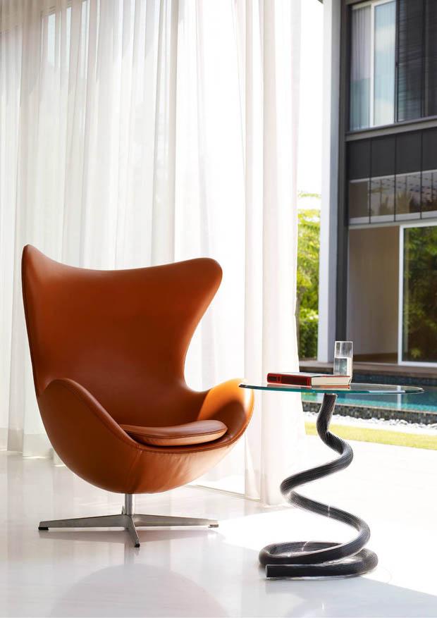 เก้าอี้ โต๊ะกาแฟ สไตล์โมเดิร์น ทันสมัย