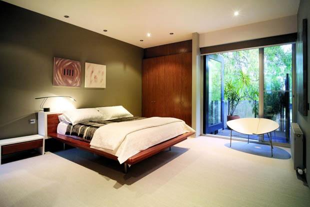 แบบห้องนอน ตกแต่งสไตล์บาหลี