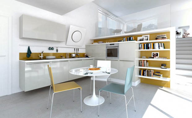 เฟอร์นิเจอร์ ชุดโต๊ะดินเนอร์ สไตล์ Contemporary