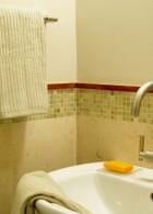 ออกแบบและตกแต่งภายในห้องน้ำ