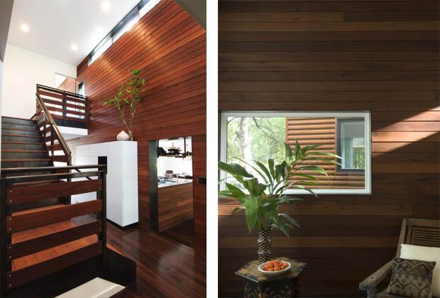 ไอเดีย ประดับต้นไม้ ภายในบ้านไม้
