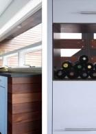 แบบไอเดีย built in ห้องครัว โต๊ะเก็บของในครัว