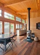 ไอเดียสร้างบ้านไม้ ตกแต่งภายในบ้านไม้