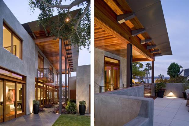 ออกแบบบ้าน Tropical ขัดมัน โชว์ปูนเปลือย