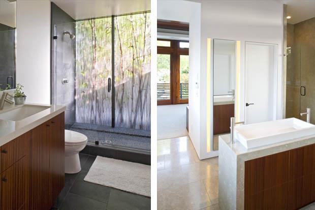 ไอเดีย แต่งห้องน้ำ สไตล์ Tropical Modern