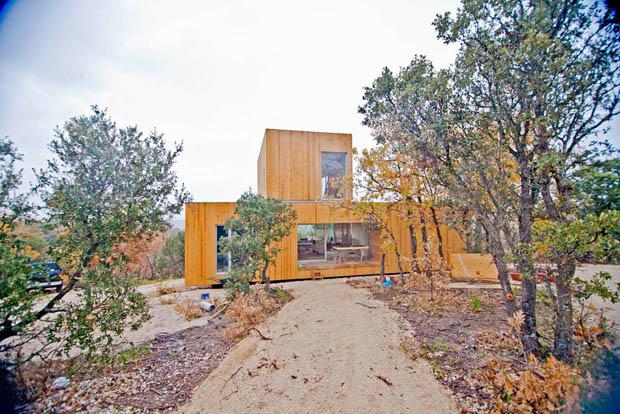 สร้างบ้านไม้ ให้เข้ากับธรรมชาติ