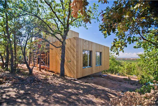 สถาปนิก รับสร้างบ้านไม้