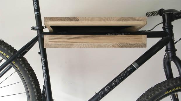 Bike Shelf ที่แขวนรถจักรยาน ติดผนัง