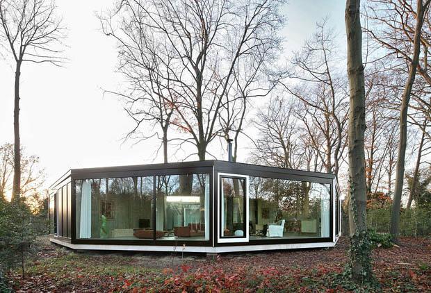 ออกแบบบ้านชั้นเดียว พื้นที่น้อยๆ