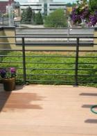 ปลูกหญ้าหน้าบ้านทาวน์เฮ้าส์