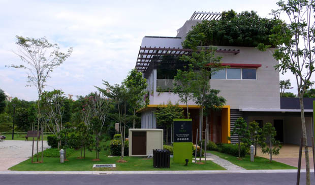 3 for Eco friendly house designs in the philippines