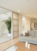 ออกแบบ กั้นห้อง ภายในบ้าน