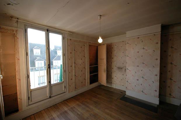 แบบห้องนอนอพาร์ทเม้นท์