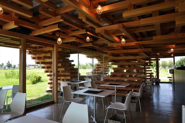 ออกแบบร้านกาแฟสด ร้านอาหารสวย