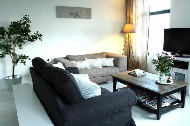 condominium living room design