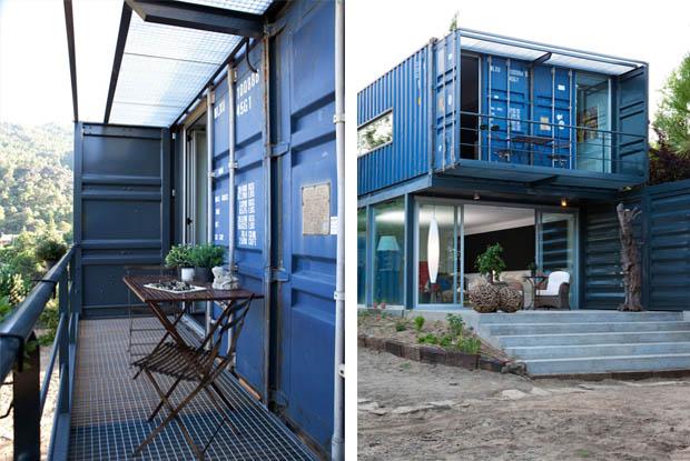 ออกแบบบ้านตู้คอนเทนเนอร์