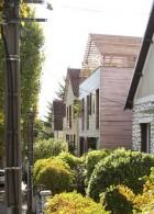 จัดสวนหย่อมหน้าบ้าน บ้านติดถนน
