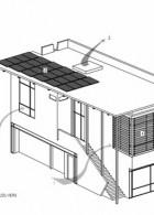 ไดอะแกรม โครงสร้างบ้าน ประหยัดพลังงาน