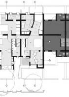 แบบแปลนบ้าน สร้างทาวน์เฮ้าส์ 3 ชั้น