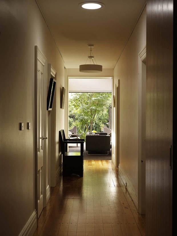 ออกแบบทางเดินภายในบ้าน