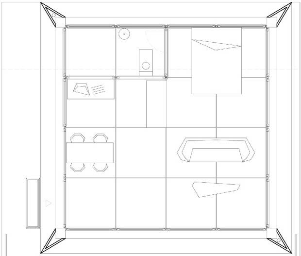 for Modern house plan 2012