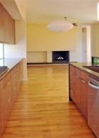 แบบบิลท์อินไม้ ภายในห้องครัว