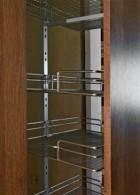 ตู้ไม้เก็บของใช้ในห้องครัว