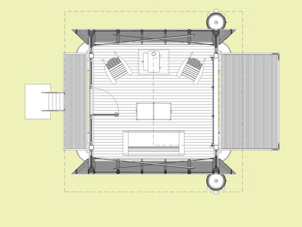 แปลนบ้านสำเร็จรูป ขนาดเล็ก