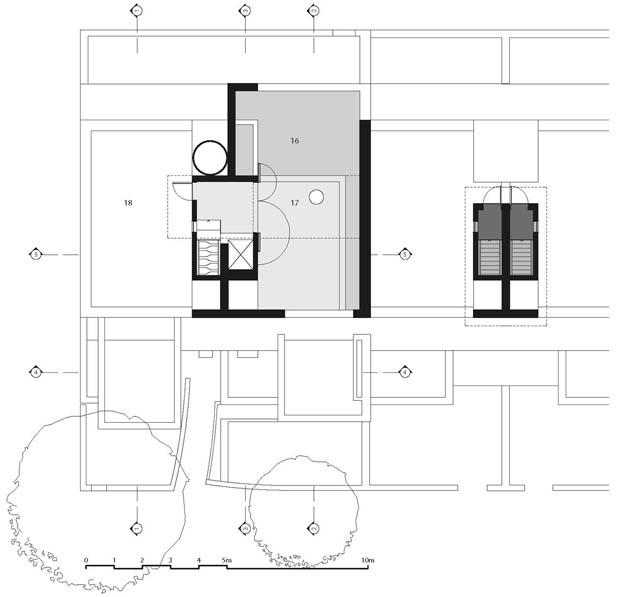แปลนบ้านฟรี 3 ชั้น