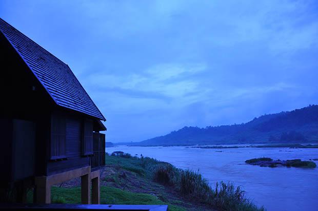 รีสอร์ทริมแม่น้ำ เชียงราย